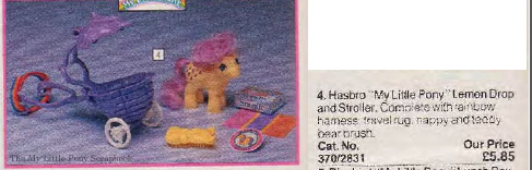 The My Little Pony Scrapbook